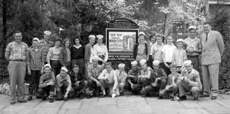 BLAST FROM THE PAST: Readyville School Trip 1957