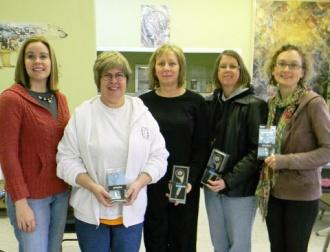 Quilt Top Awards Presented