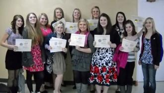 Cannon FCCLA Competes At District STAR Event Competition