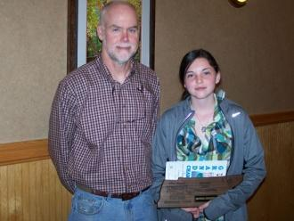 Faulkner Takes First In Youth Division