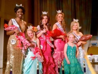 Woodbury's Sadie Prater Named Miss TNT Princess