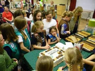 Girl Scouts Celebrate 100 Years
