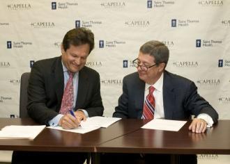 Stones River Hospital Joins Saint Thomas Health Network
