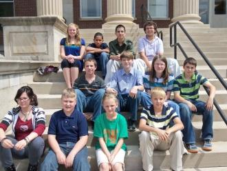 West Side Students Compete In Math Contest