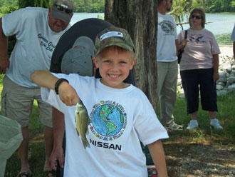 Cannon County Bass Club 2012 Ladies/Kids Day