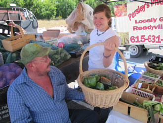 Famers' Market Opens For Season