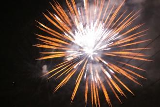 Fireworks At Dillon Park