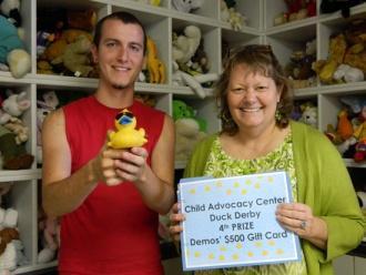 CCHS Grad Wins $500 'Duck' Dinner