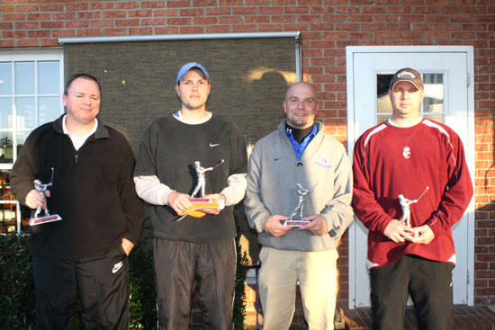 Rigsby, Cagle, Ruehlen And Jean Win Golf Scramble
