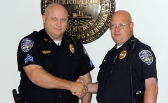Womack Promoted To WPD Assistant Chief