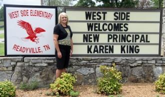 New West Side Principal Returns To Her Roots