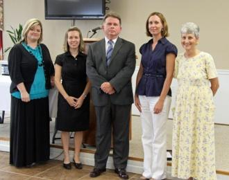 Career Women Recognized At Luncheon