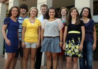 Two Cannon Students Awarded Scholarships