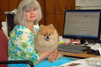 'Cocoa the Deadline Dog' Re-establishes Tradition