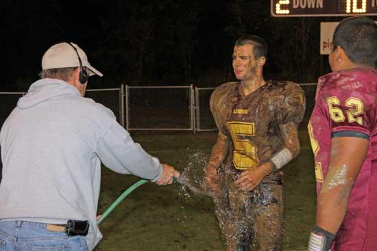 Pictures Tell The Tale Of A Wet And Wild Cannon County Victory