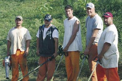 Trusty program benefits inmates
