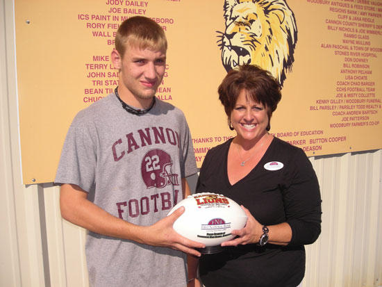 First National Bank Players of the Week