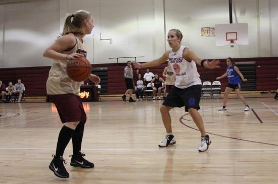 CCHS Basketball Kicks Off 2009-2010 Season With Alumni Games And More