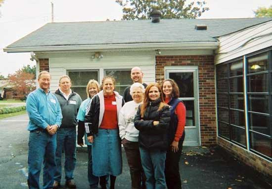 Area REALTORS® Assist Local Elderly