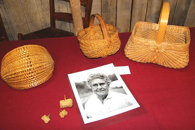 White Oak basket interest slipping?
