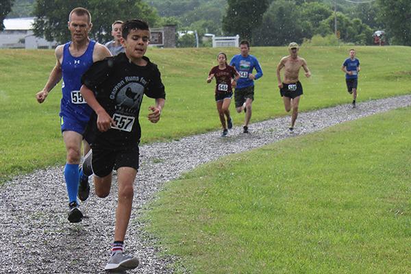 Cannon Runs for Children 5K Winners announced