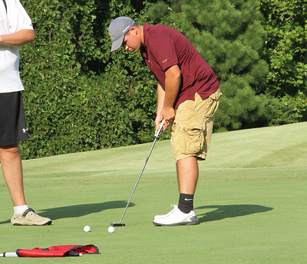 Lion golfers drive to victories