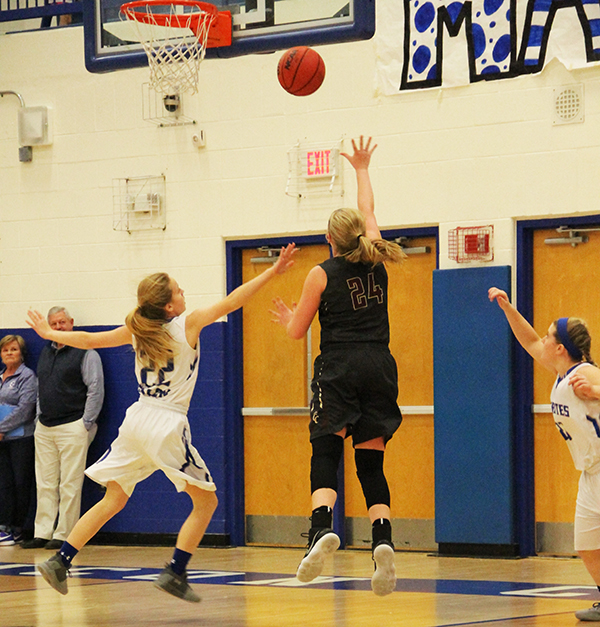 CCHS in District 8-AA Tournament action this week