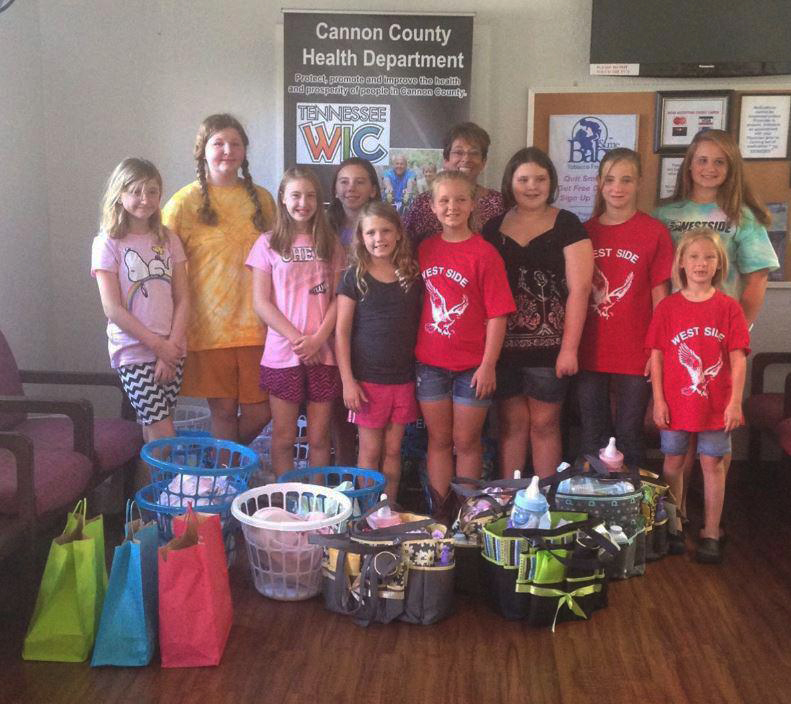Active summer for Girl Scouts