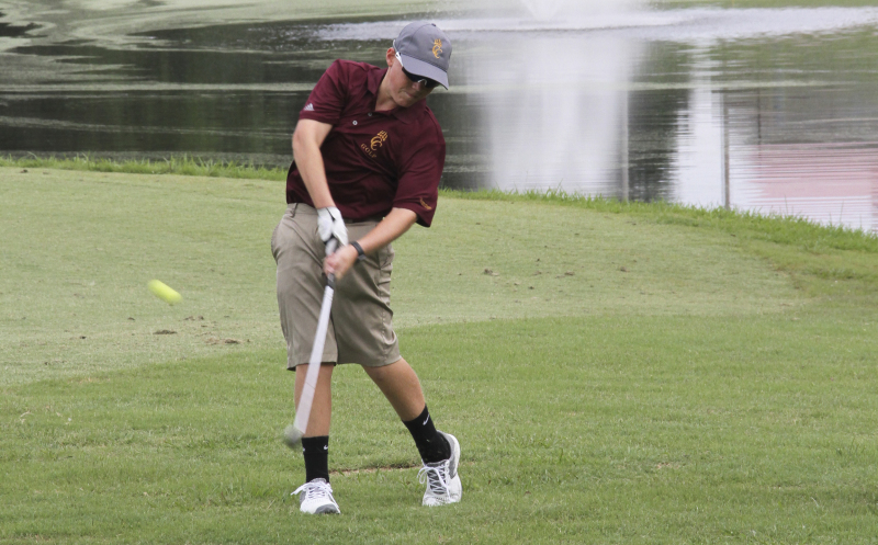 CCHS golfers compete at Southern Hills