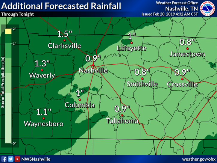 Flash Flood Watch in effect through early Thursday