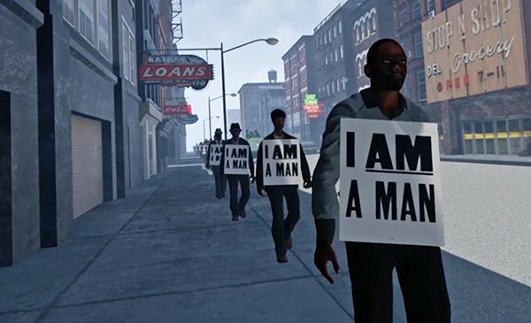 Civil rights reality goes virtual at MTSU's Walker Library