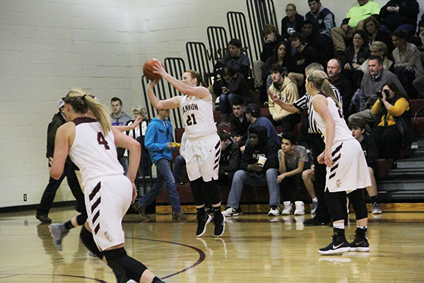 Lionettes score win over Smith County