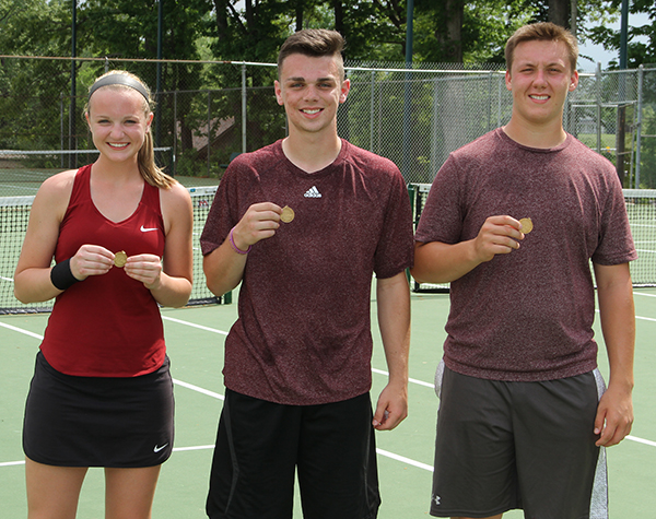 CCHS players to complete for state tennis titles