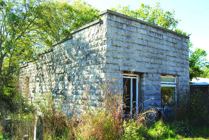A brief note about Bradyville