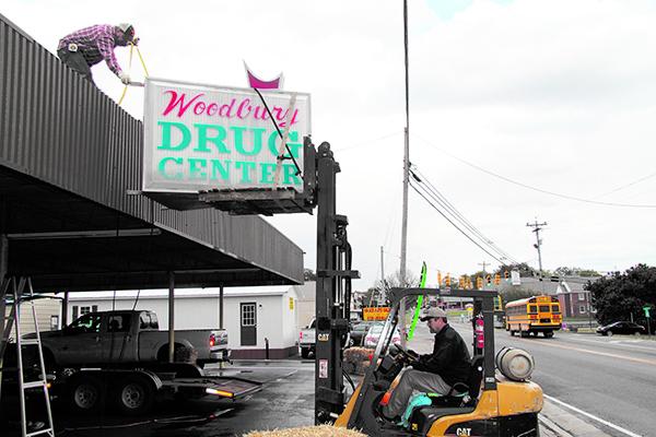 Woodbury Drug Center reopens